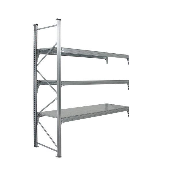 Trapladder aluminium
