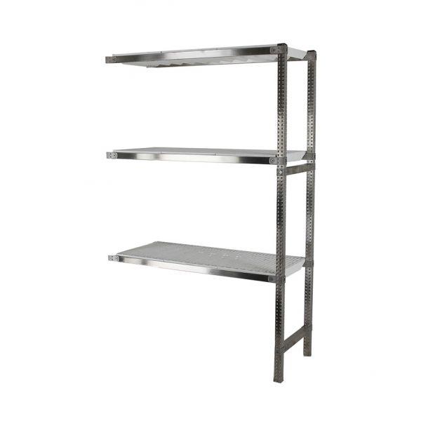 Ladders enkel verrijdbaar