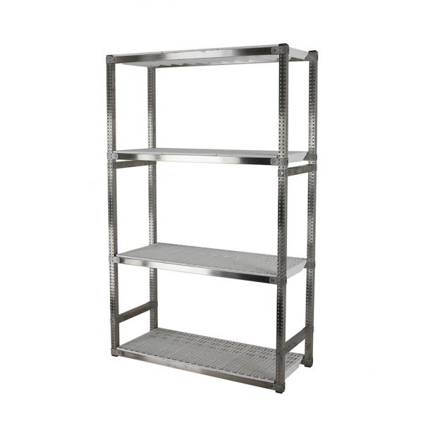 Ladders dubbel verrijdbaar